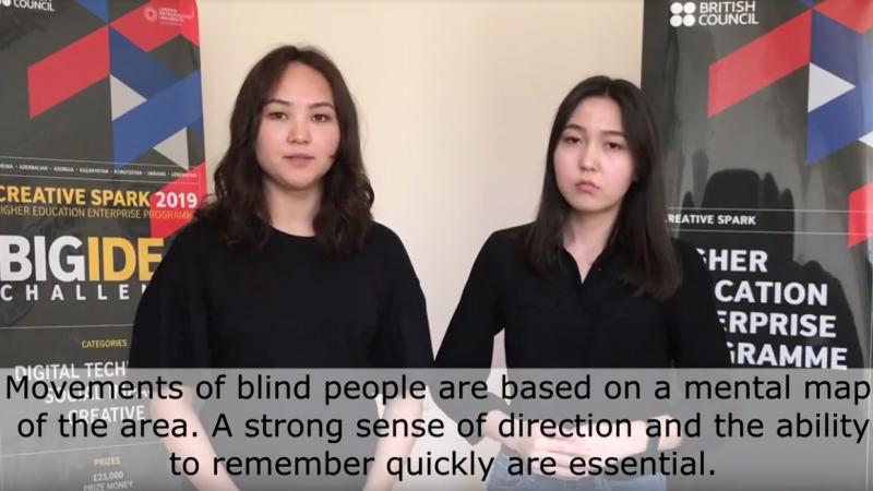 Blind Map